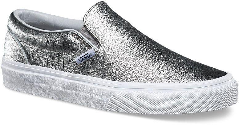Topánky Vans Classic Slip-on