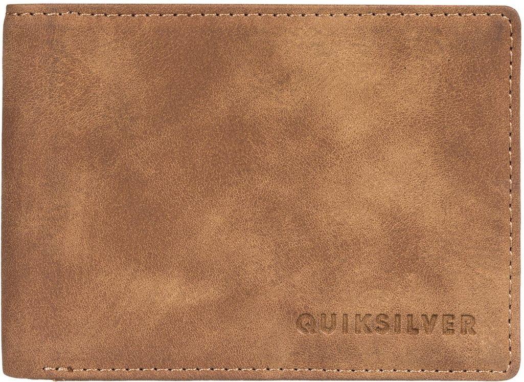 0bfadb22a pánska peňaženka quiksilver SLIM VINTAGE III Warm Sand - TGS0