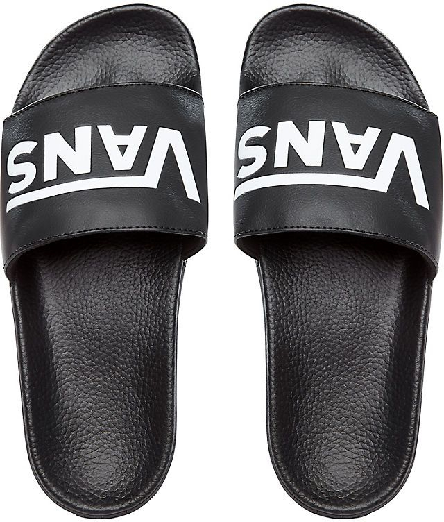 a8092bb0ce šľapky vans SLIDE-ON (Vans) Black
