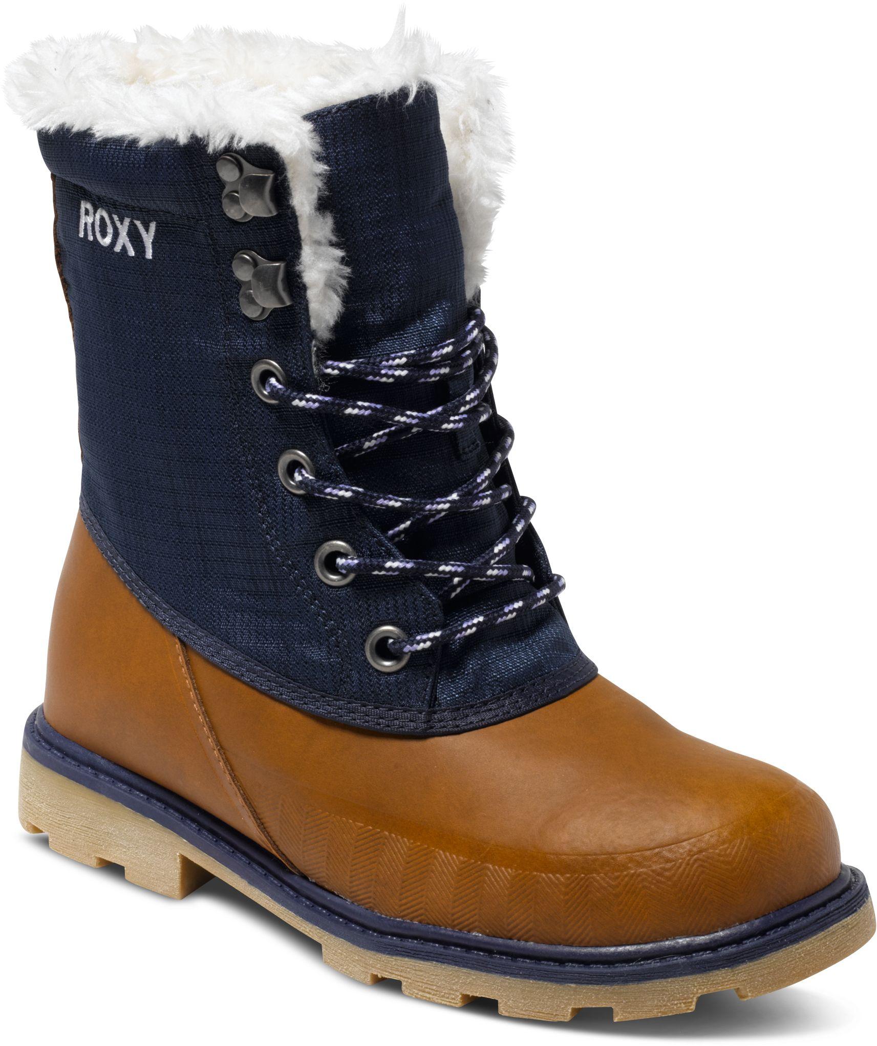 Damske Zimne Topanky Roxy Himalaya J Boot Nvy 968586363 584263438 Dams...