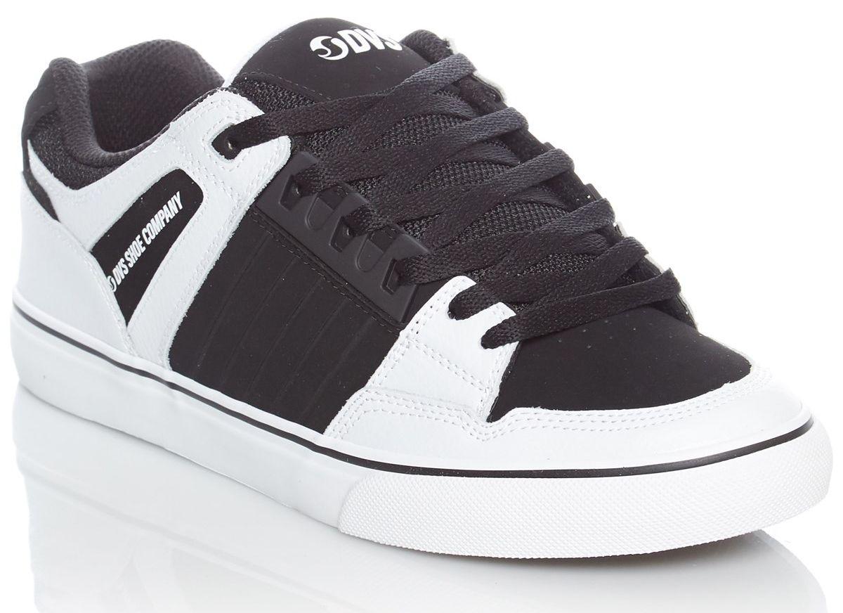 pánske topánky dvs CELSIUS CT Black White Leather cae4331b6ab