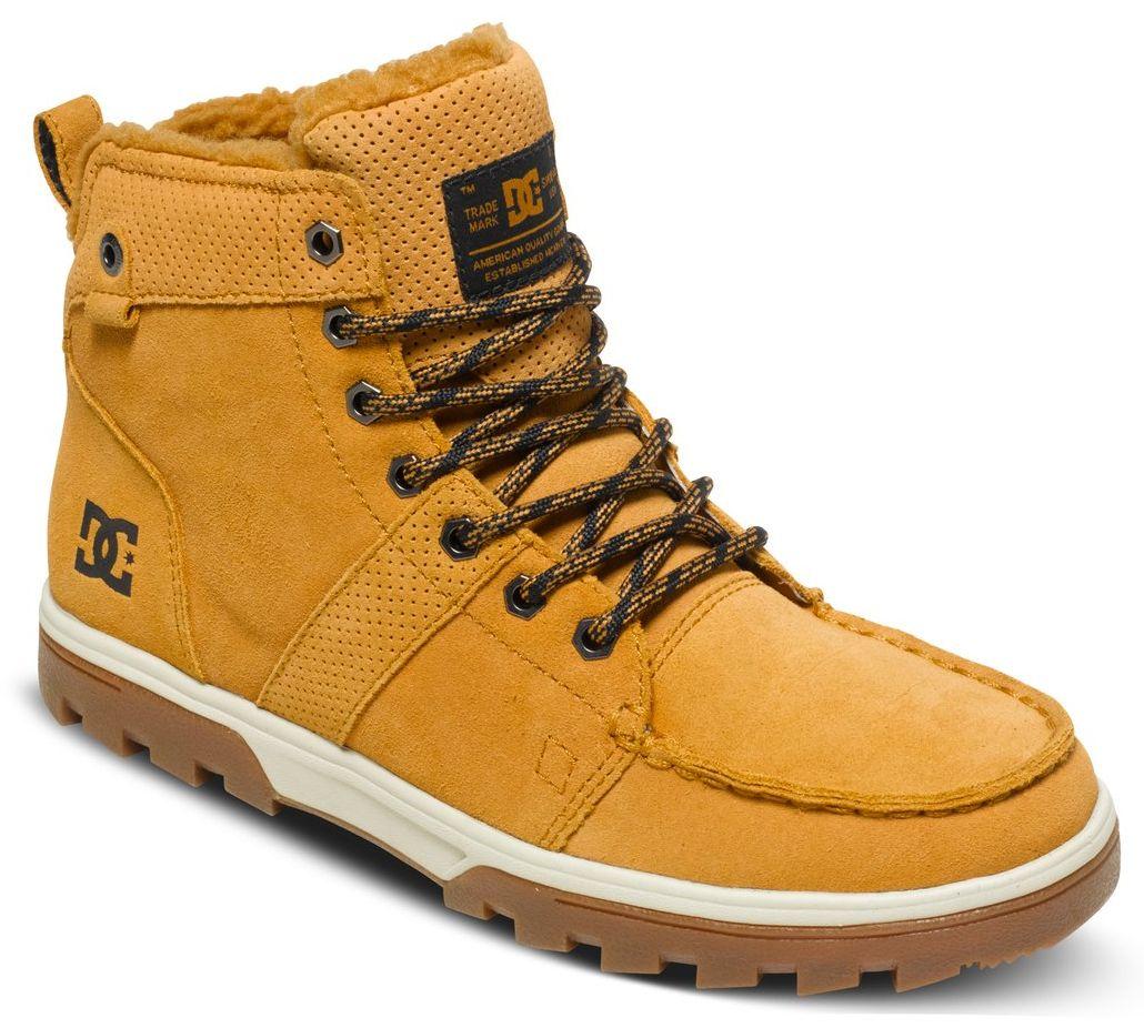 aedf9657b1ff pánske zimné topánky dc WOODLAND M BOOT WEW