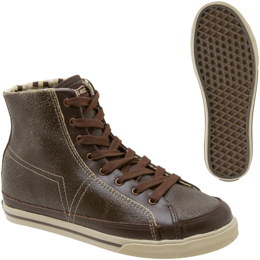 dámske topánky VANS Vans Lono espresso p.khaki