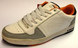 203007da871 Vans Fuji white pearl grey sun orange