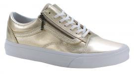 bcfe890be56 dámske topánky vans OLD SKOOL ZIP (Marble Suede) Blue True White